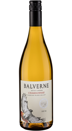 Balverne Chardonnay, Russian River Valley